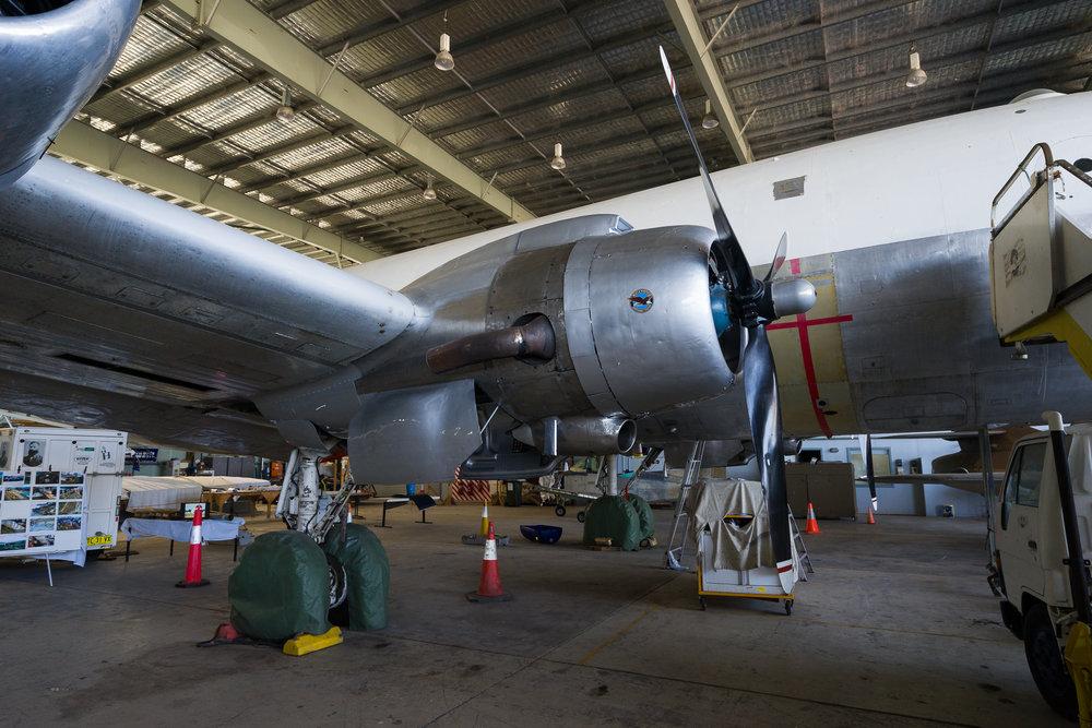 Douglas DC4 (aka C-54, Skymaster)