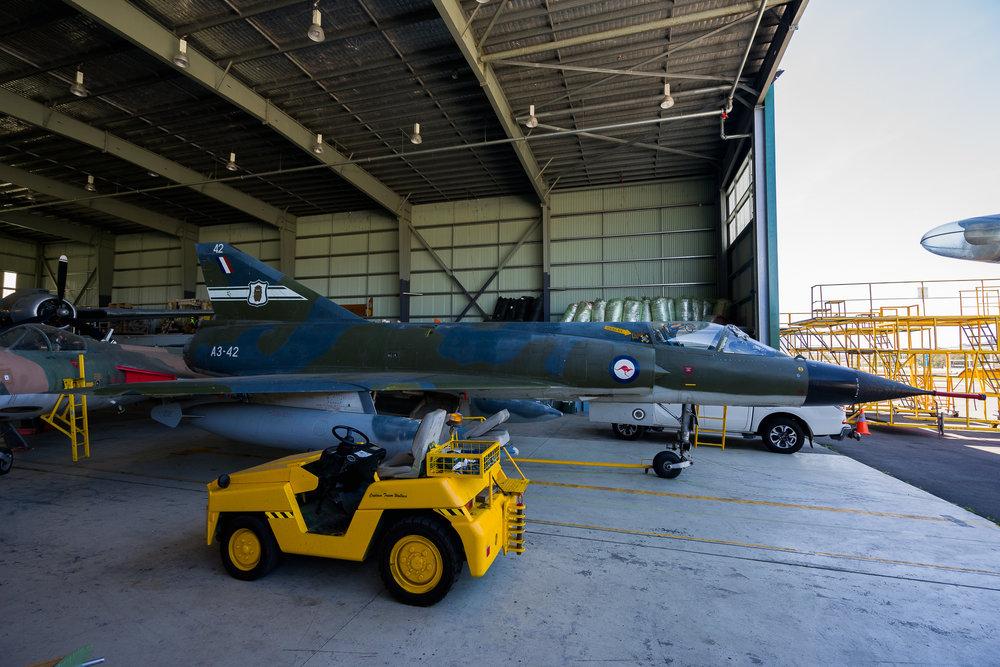GAMD (CAC built CA-29) Mirage IIIO