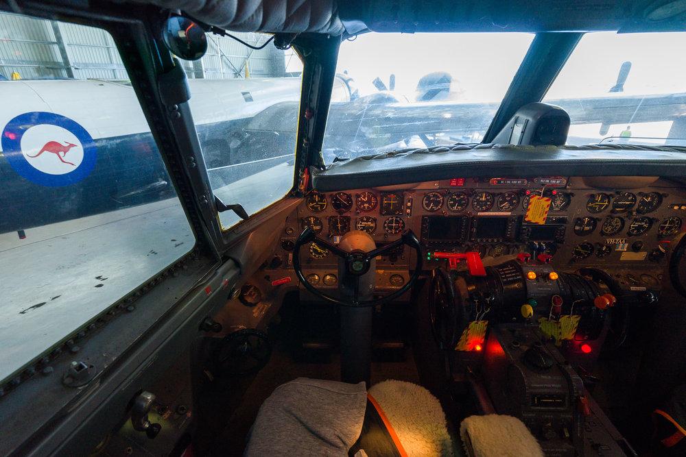 Convair 440 VH-TAA