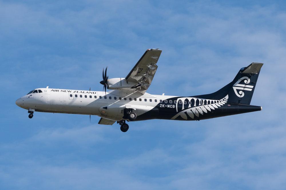 Mount Cook ATR72