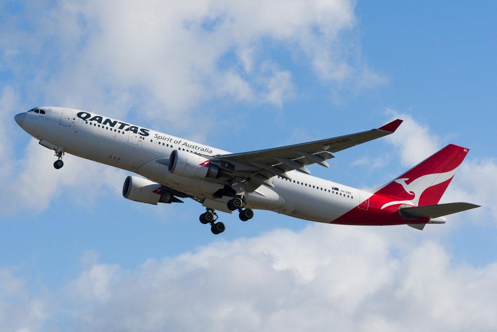 Qantas Airbus A330