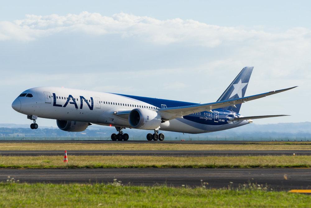 LAN Boeing 787