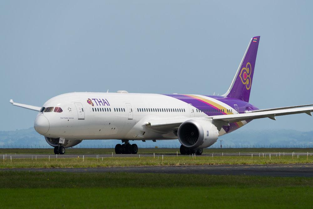Thai Airways Boeing 787