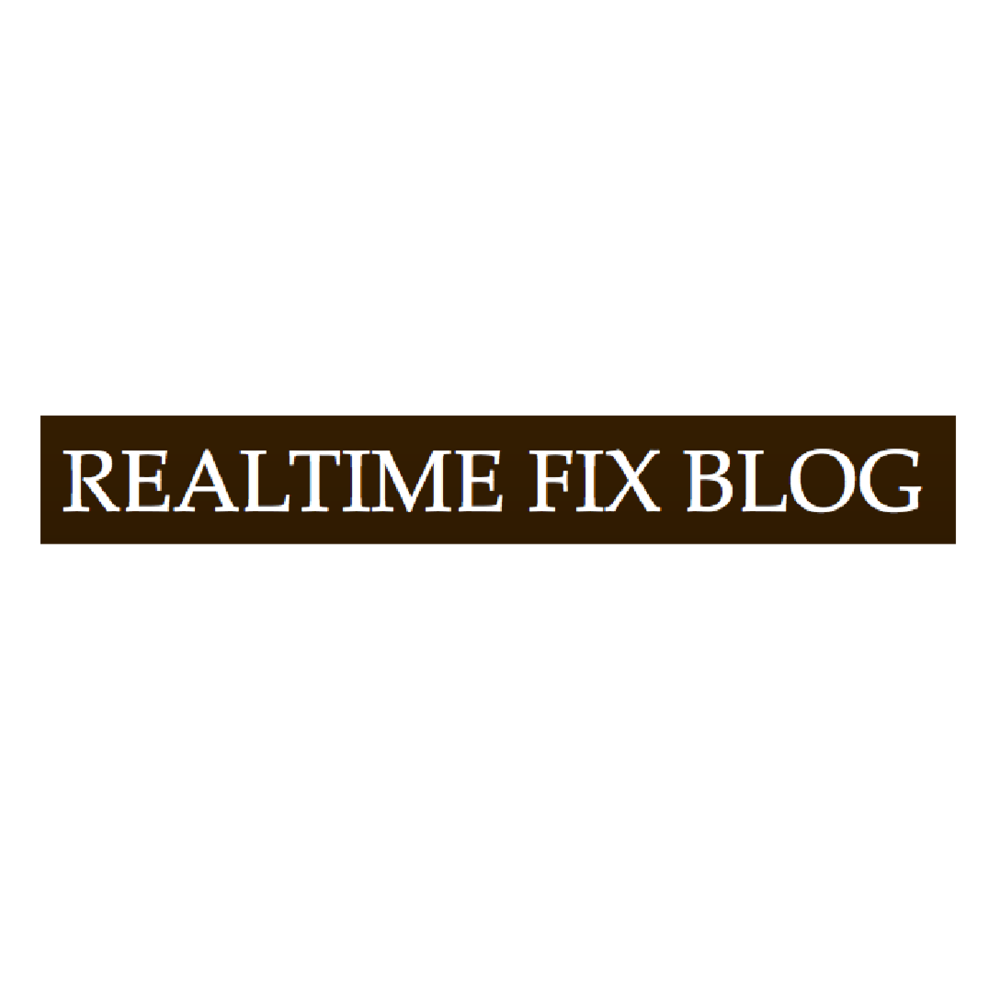 Real time fix