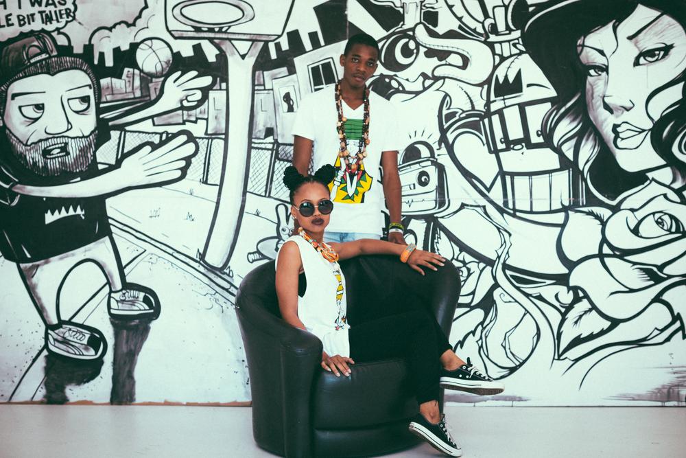 Models: Munashe & Sisi