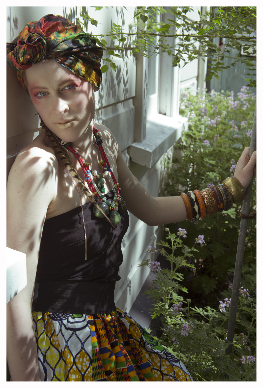 Model - Alice Pearce Stylist - Lucy-Mae Goffe-Robertson Photographer - Constanza