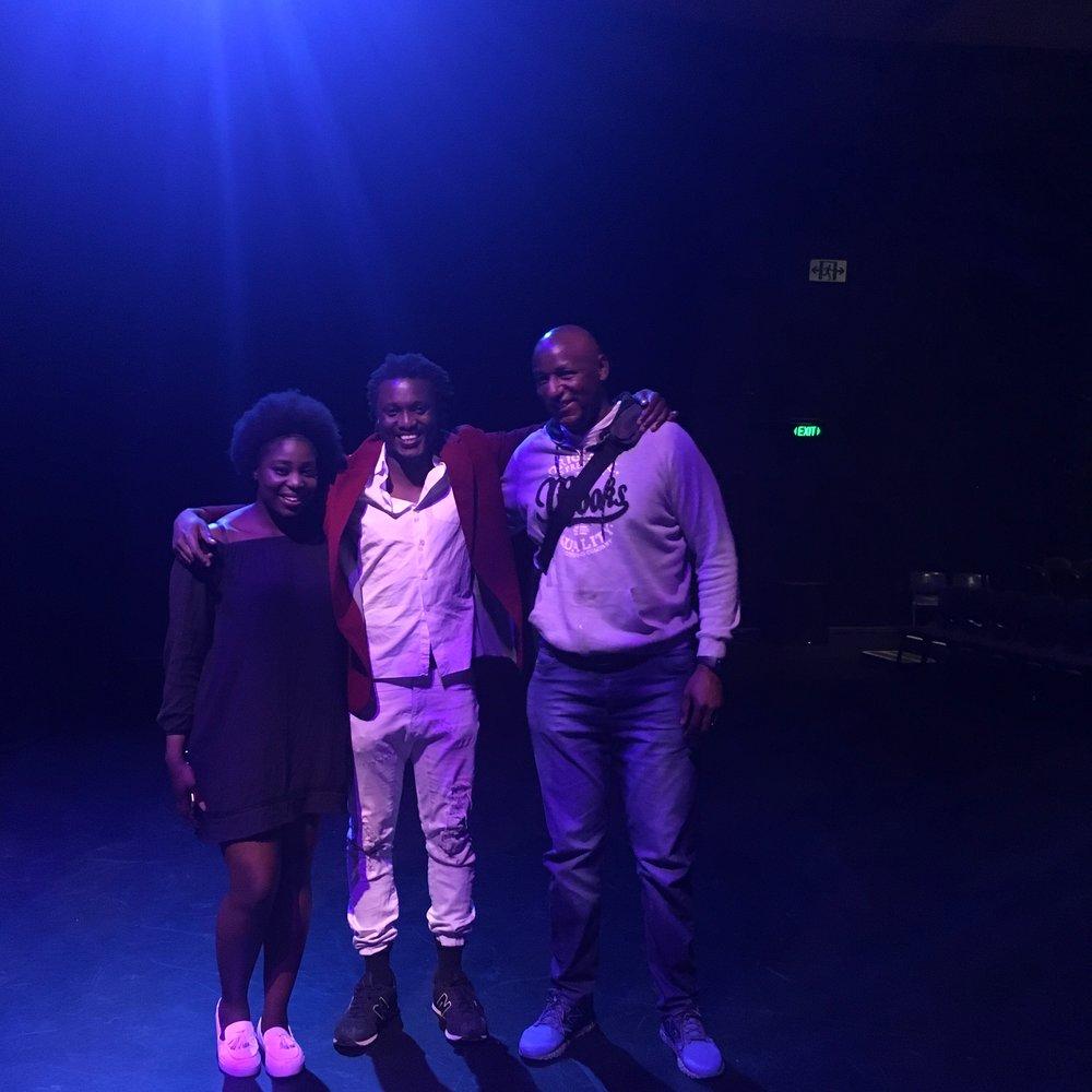 Munashe Tapfuya, Tawanda Manyimo & Stanley Makuwe