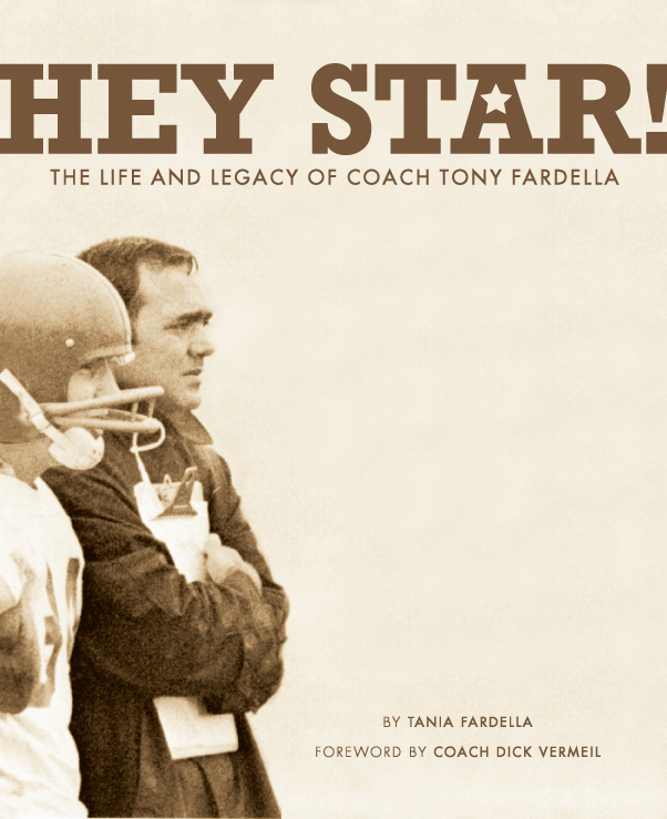 Hey Star!  will be available for purchase in fall 2015, and all sales proceeds will be donated to the Skyline football program.