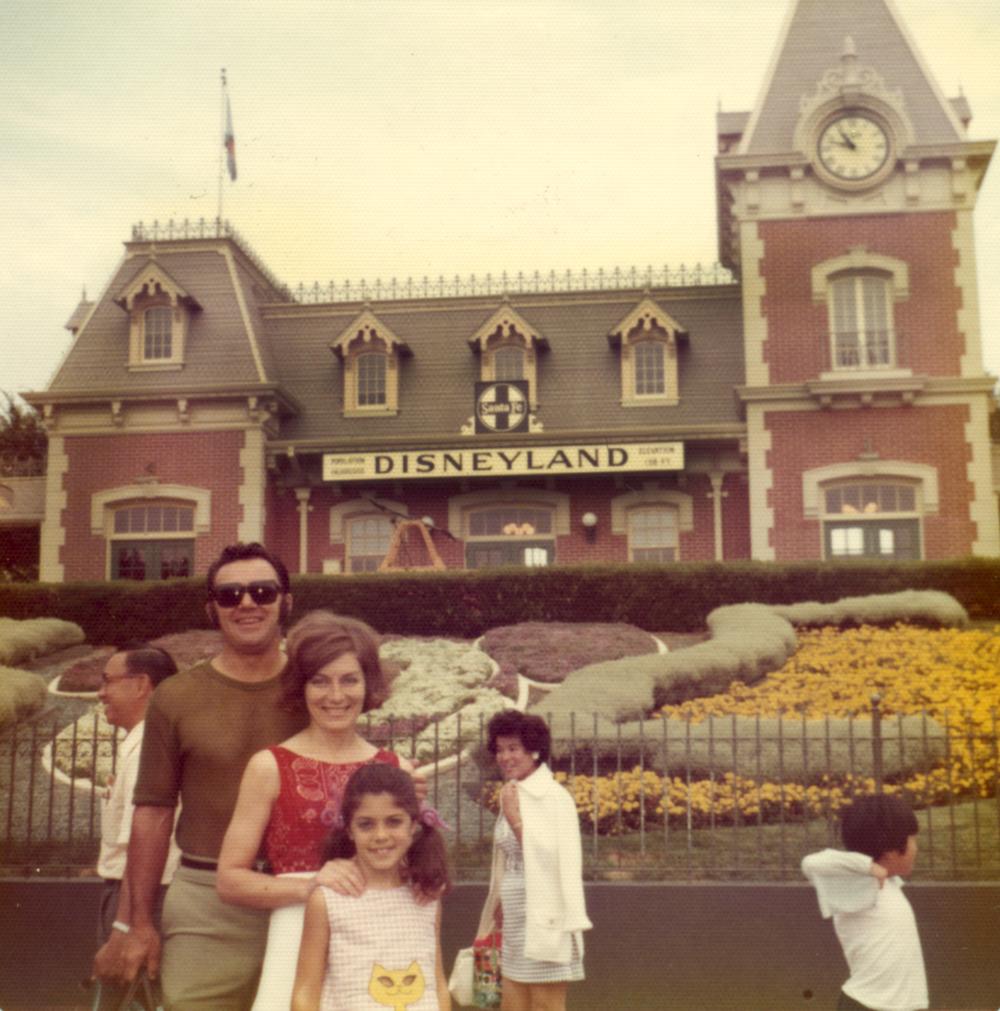 Disneyland, 1972