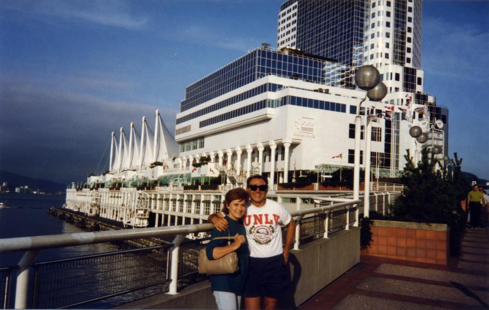 Vancouver, B.C., 2000