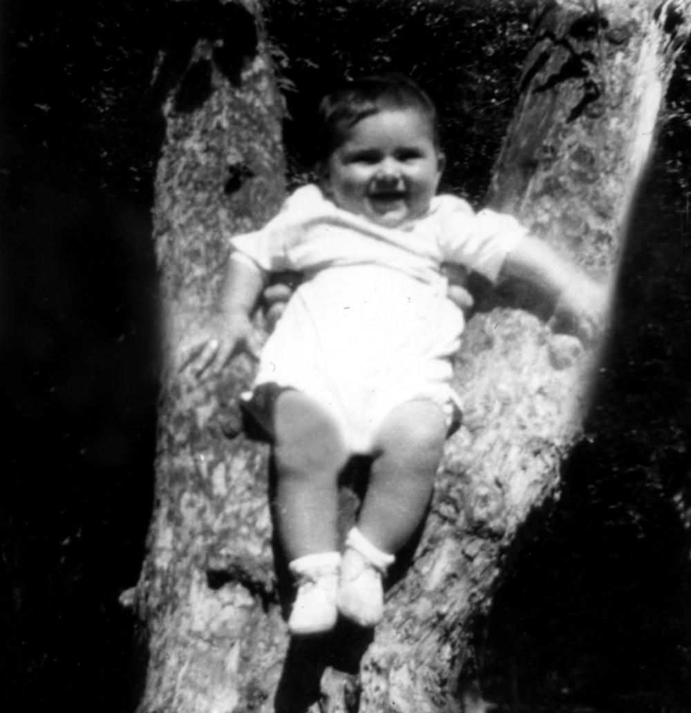 Happy baby, 1932