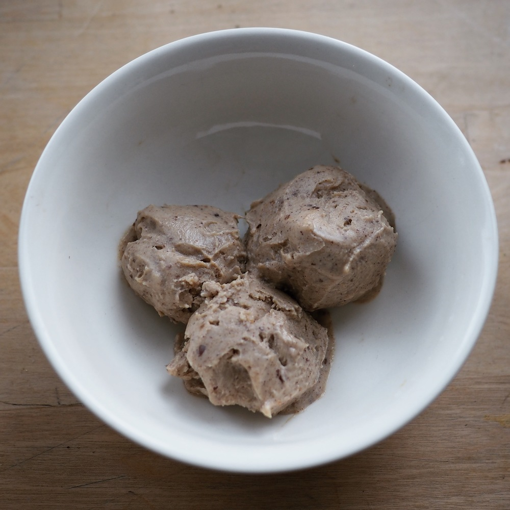 halva banana ice cream