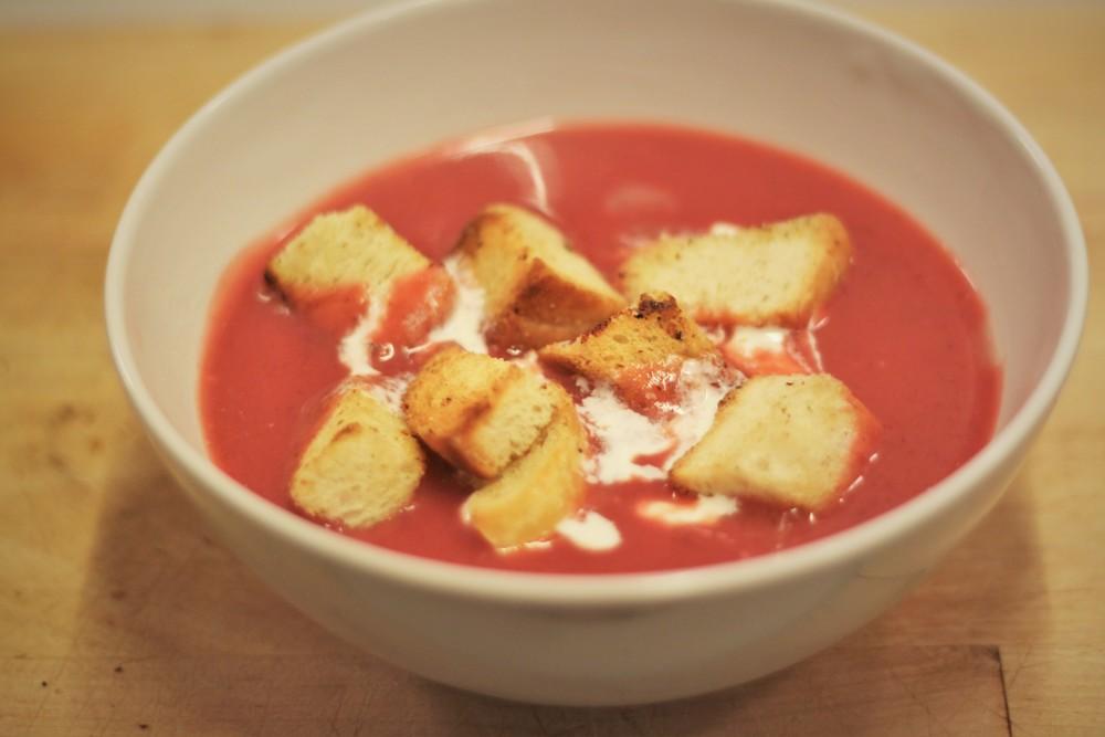zupa śliwkowa
