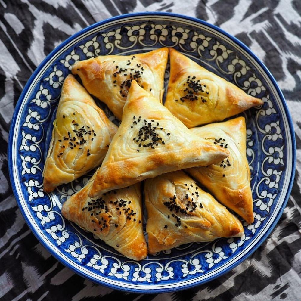 Uzbek samsa