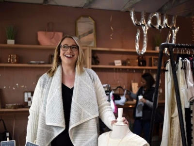 Tamara of Portland Shopping Tours and Consign Couture will be your guide during the trip!