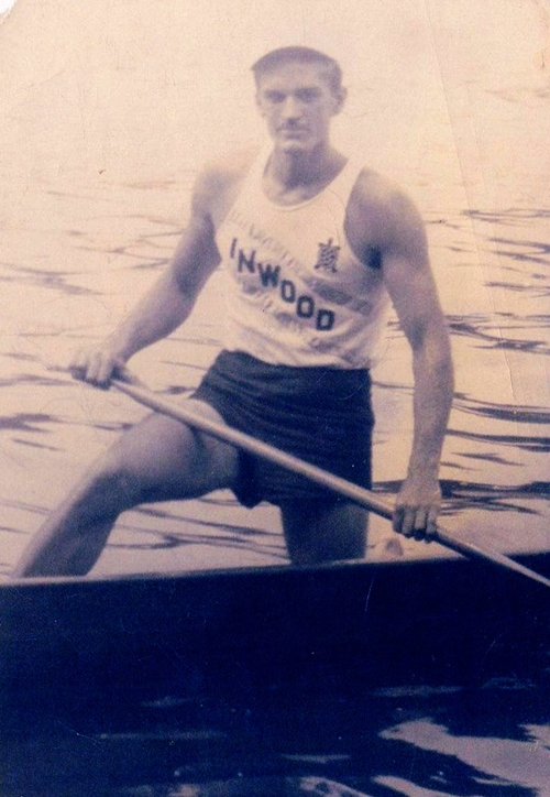 1940 Olympian William Collis