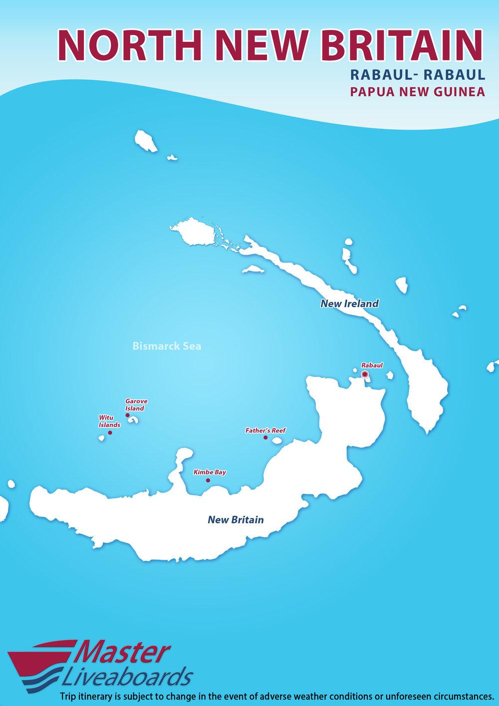 North New Britain, Papua New Guinea