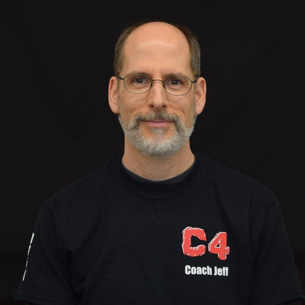 Coach Jeff Hewitt