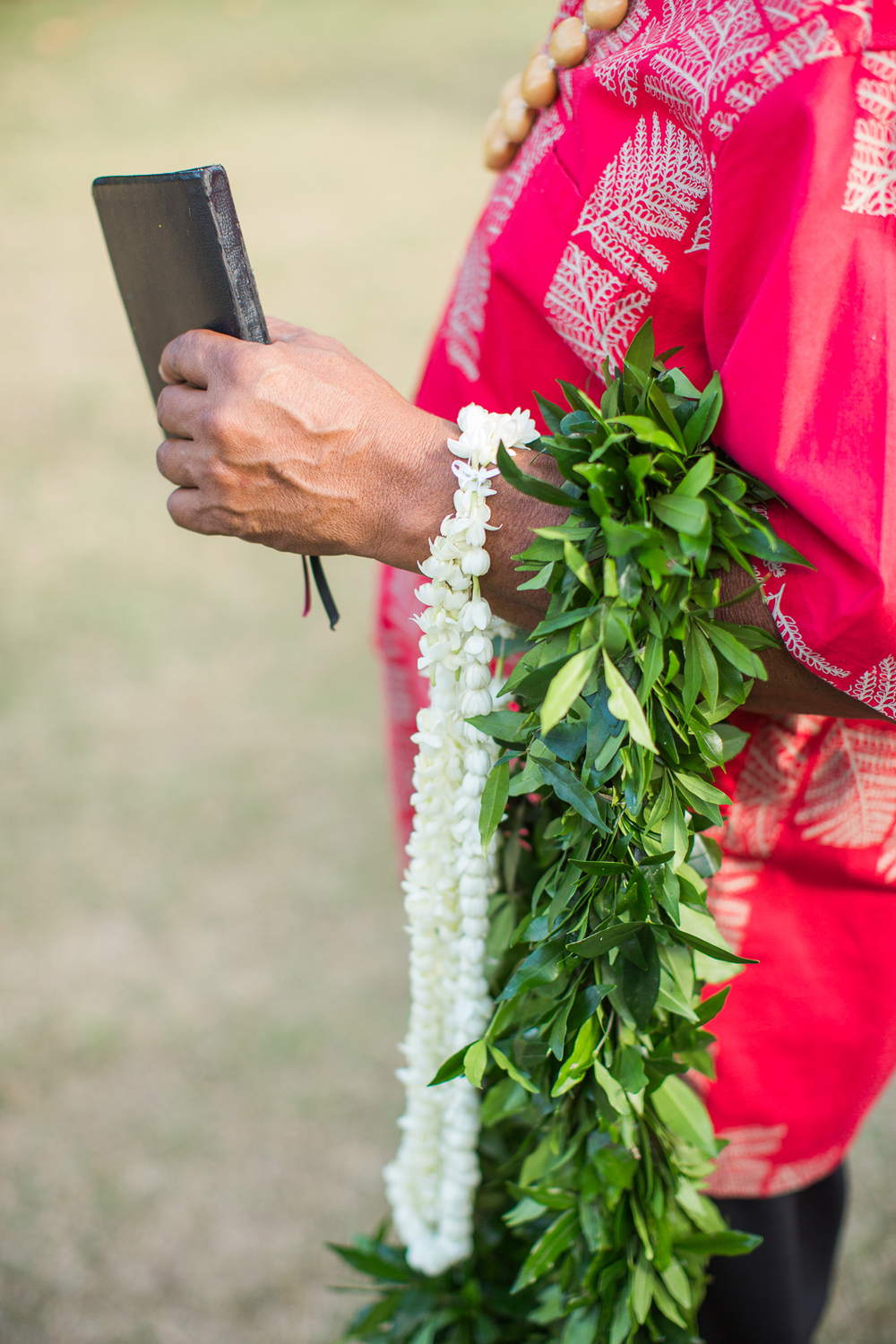 Leis for the Bride and Groom