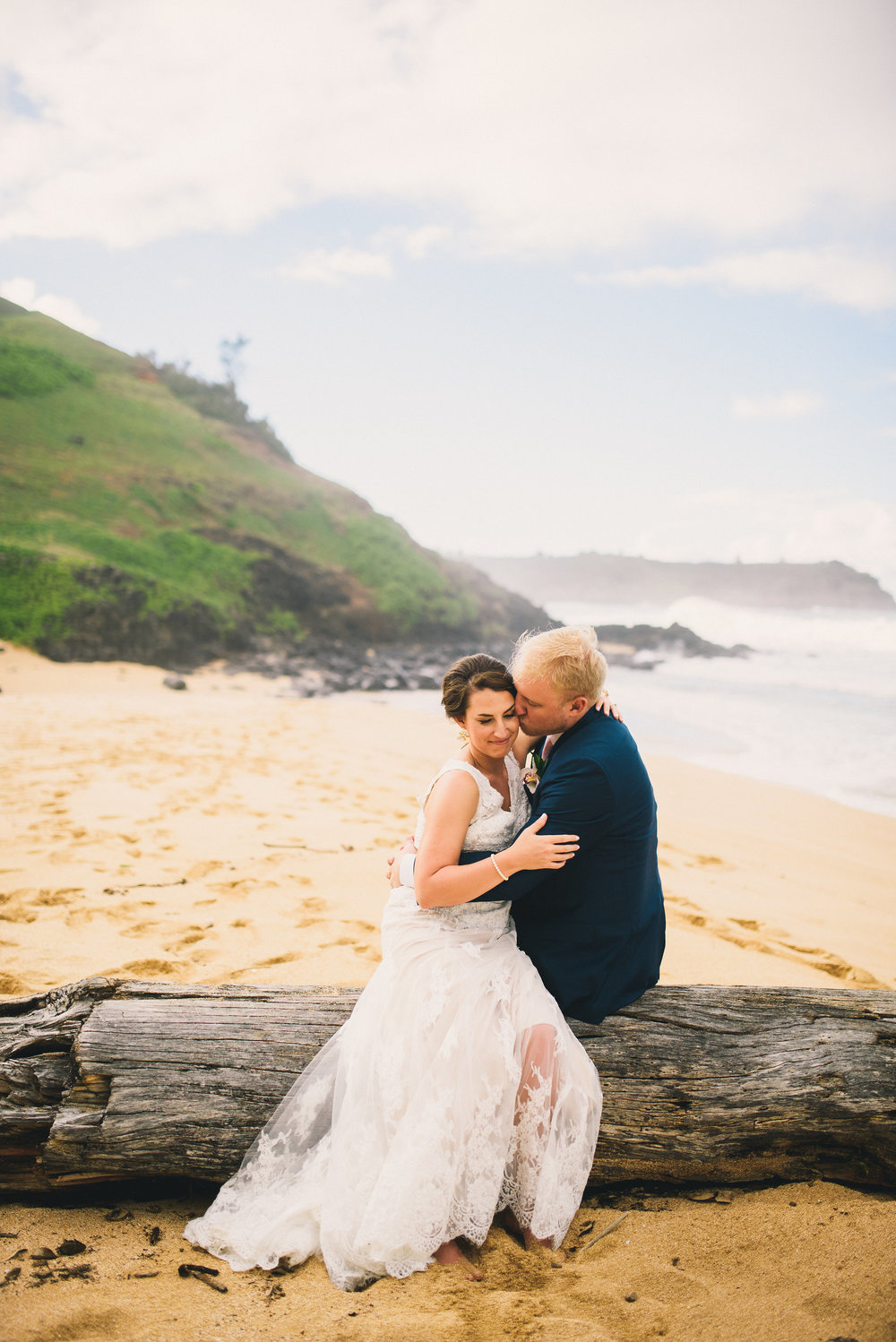 Elopement on the Beach