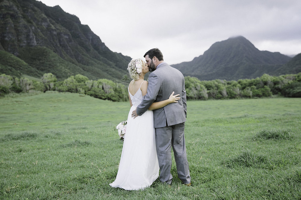 Elope Surrounded by the Natural Beauty of Hawaii