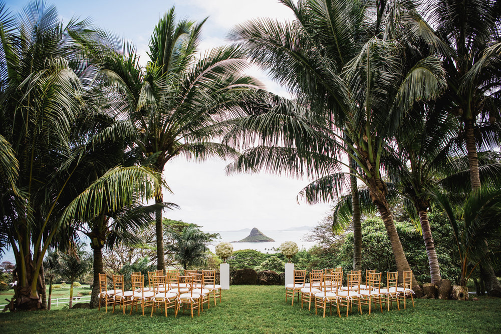 Signature Elopement Location on Oahu, Hawaii