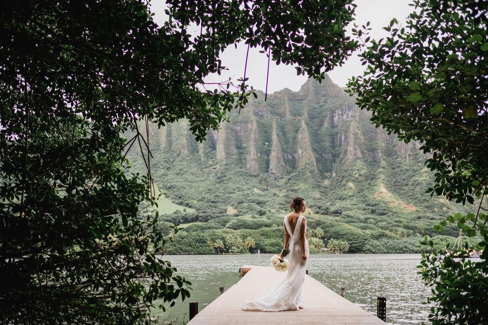 Yui + Reynold, Oahu Island