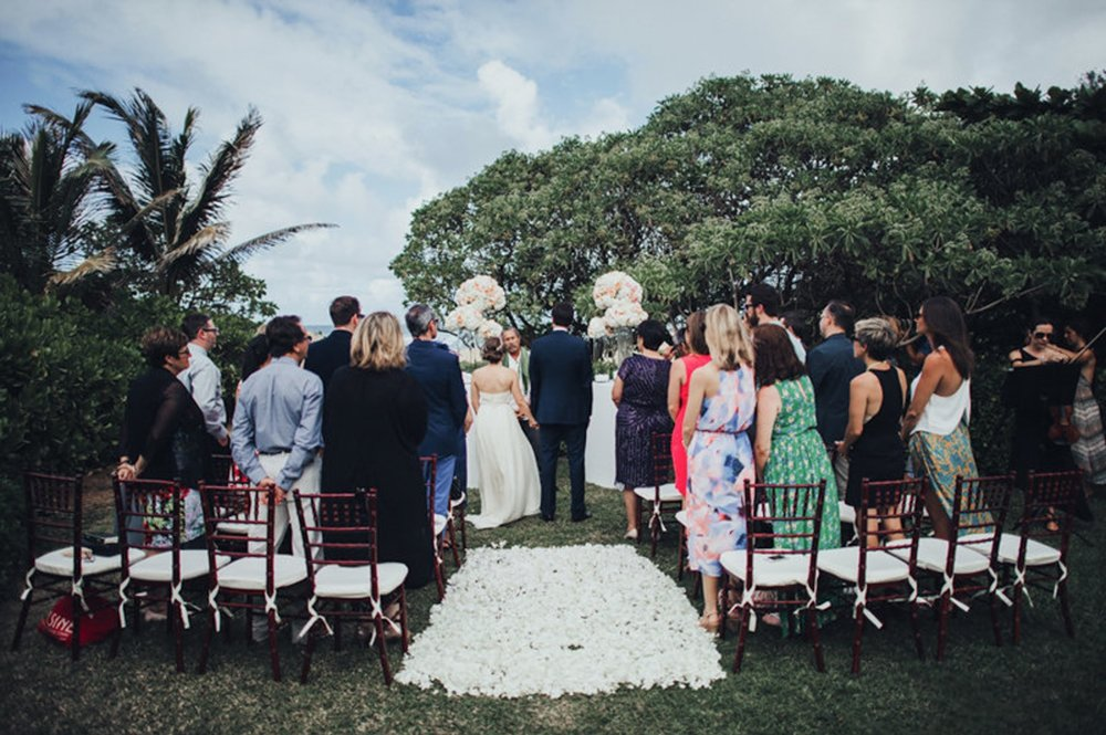 An Intimate Elopement Ceremony