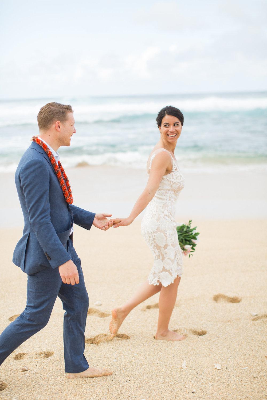 Erin + Peter, Kauai Island