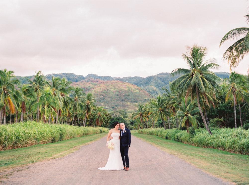 Belinda + Genna, Oahu Island