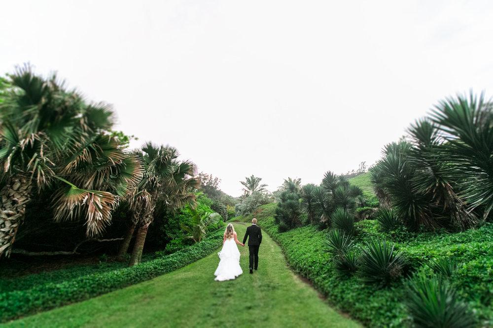 Corinne + Bradley, Kauai Island