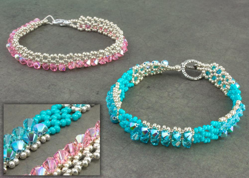 Crystal Charisma Tennis Bracelet