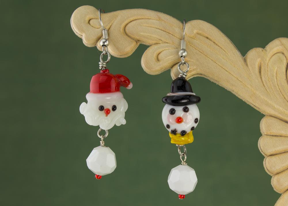Santa & the Snowman