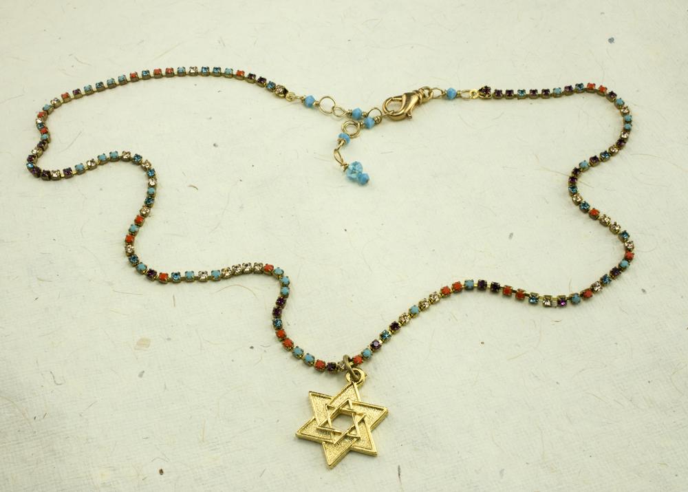 Sparkling Star of David