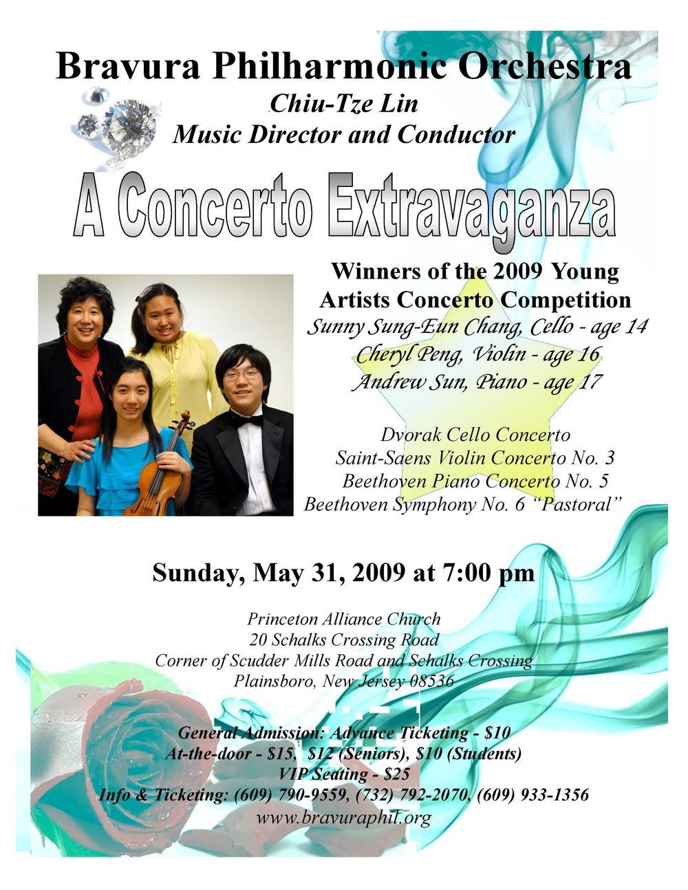 2009 Spring Concert