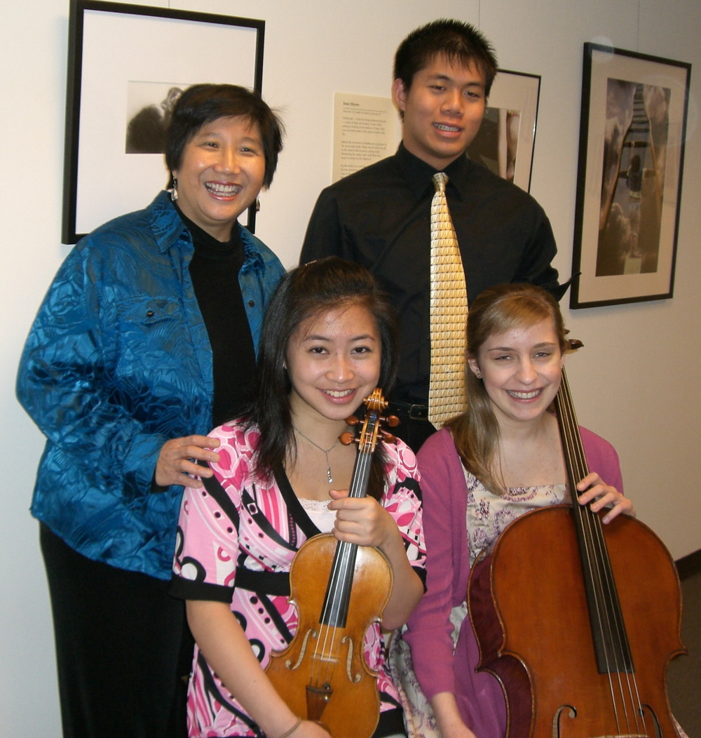 Conductor/Director Lin, Lily Ting-Li Chiu,Justin Yeh & Emma Schmiedecke