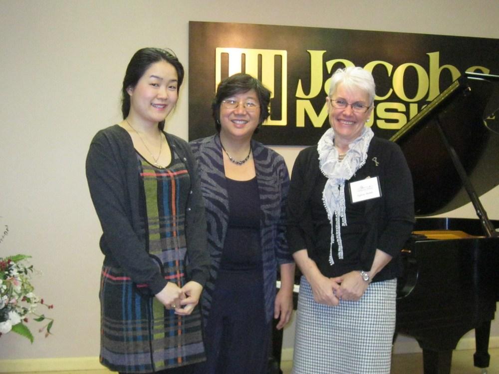 Yumi Oshima, Chiu-Tze Lin, and Sylvie Webb
