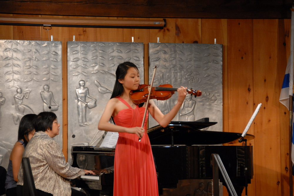 Katie Liu performs Porgy and Bess, transcribed by Heifetz