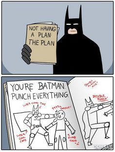 The Bat Plan