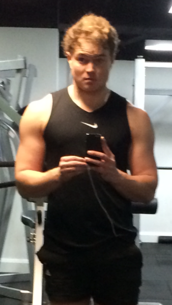 Strong picture quality: Hopefully the last gym-selfie I ever take.