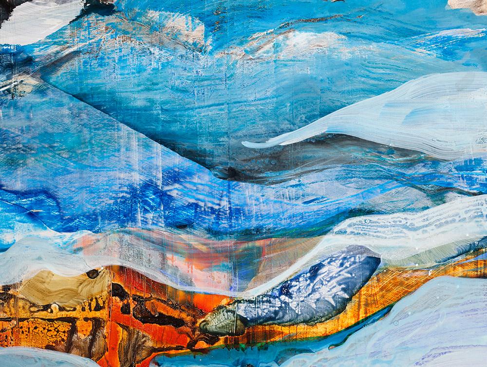 Anne Hastie, 'Take Away', Kreisler Gallery, 2015.