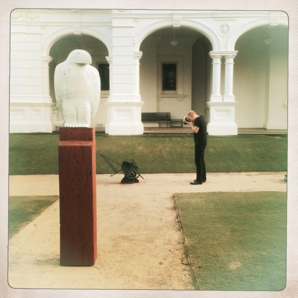 Shooting at Stonnington, Melbourne, for Menzies Art Brands