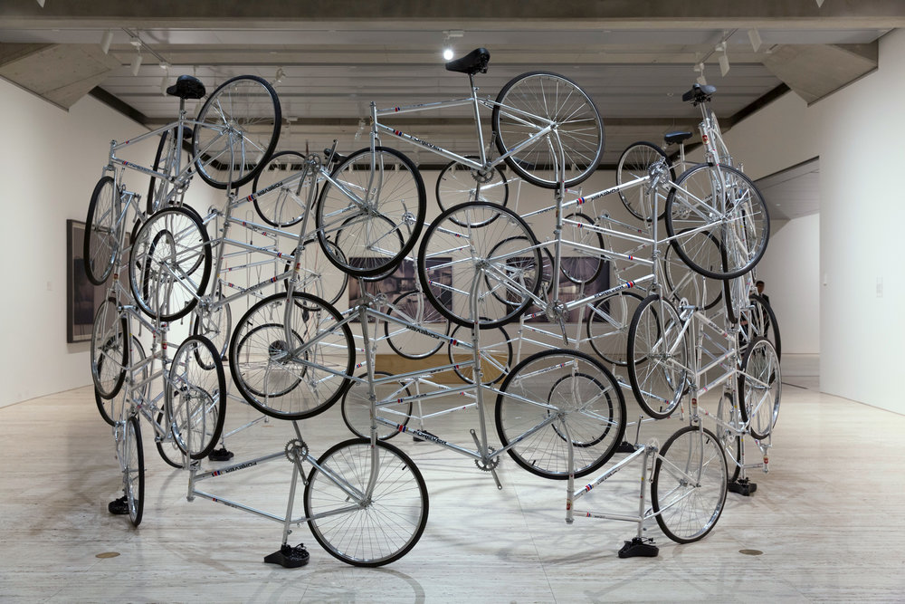Ai Wei Wei, Forever, Kaldor Gallery, AGNSW.