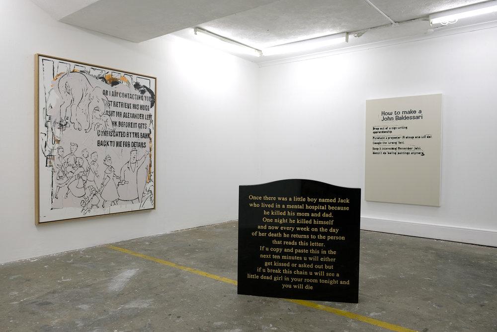 Ben Aitken works, Alaska Gallery.