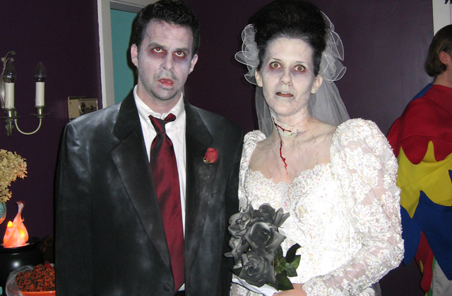 Zombie wedding 2007