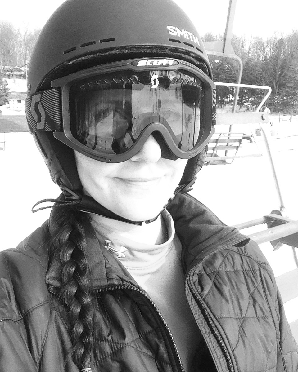 Snowboard practice!