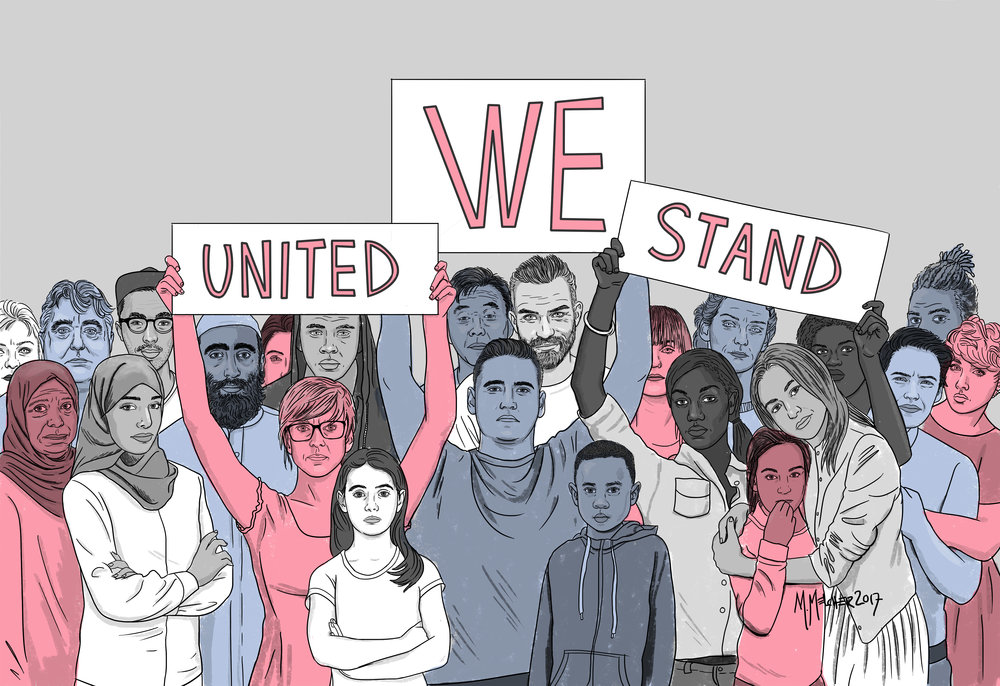 United We Stand - Hi Res 300 DPI