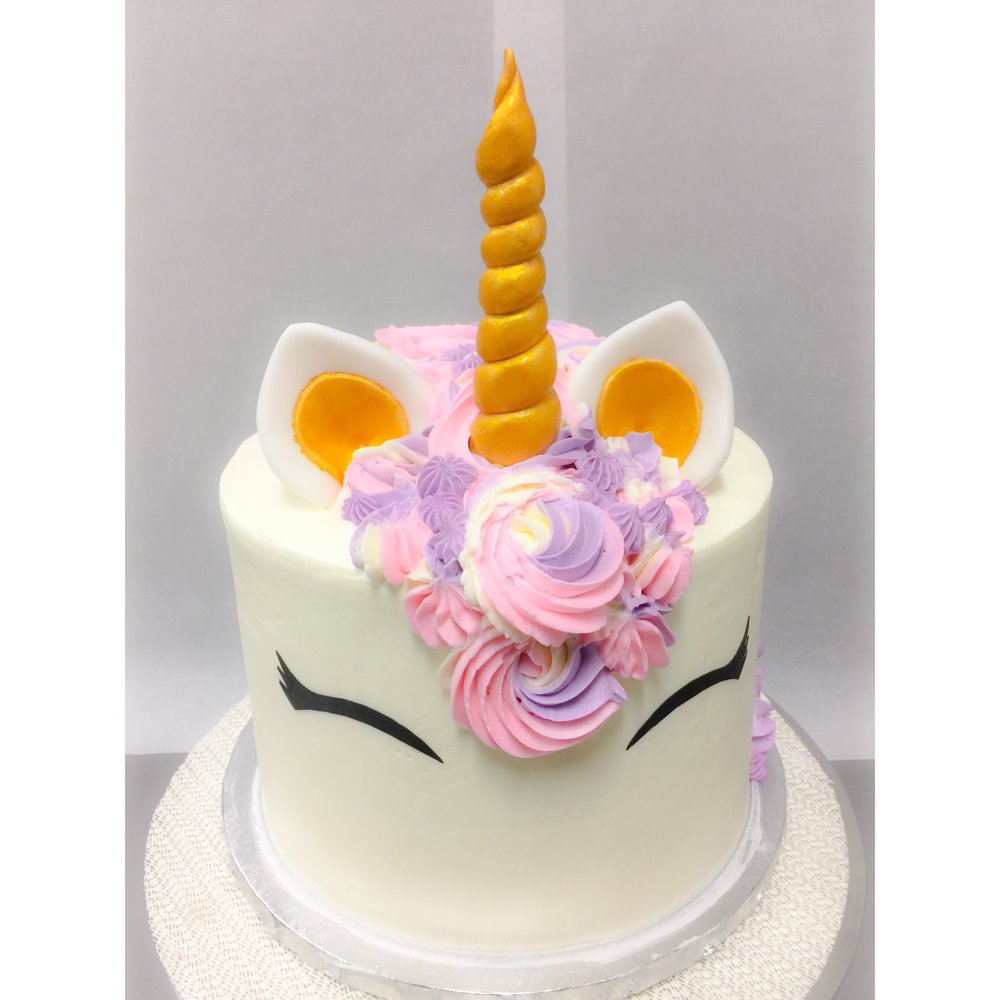 UNICORN CAKE - CHOOSE YOUR FLAVOR6