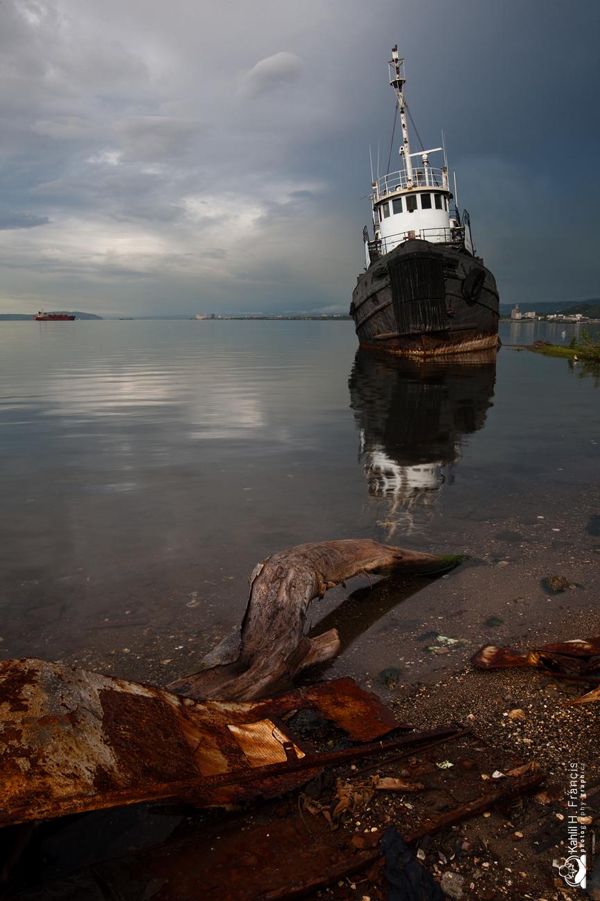 Tugboat - Kingston Harbour
