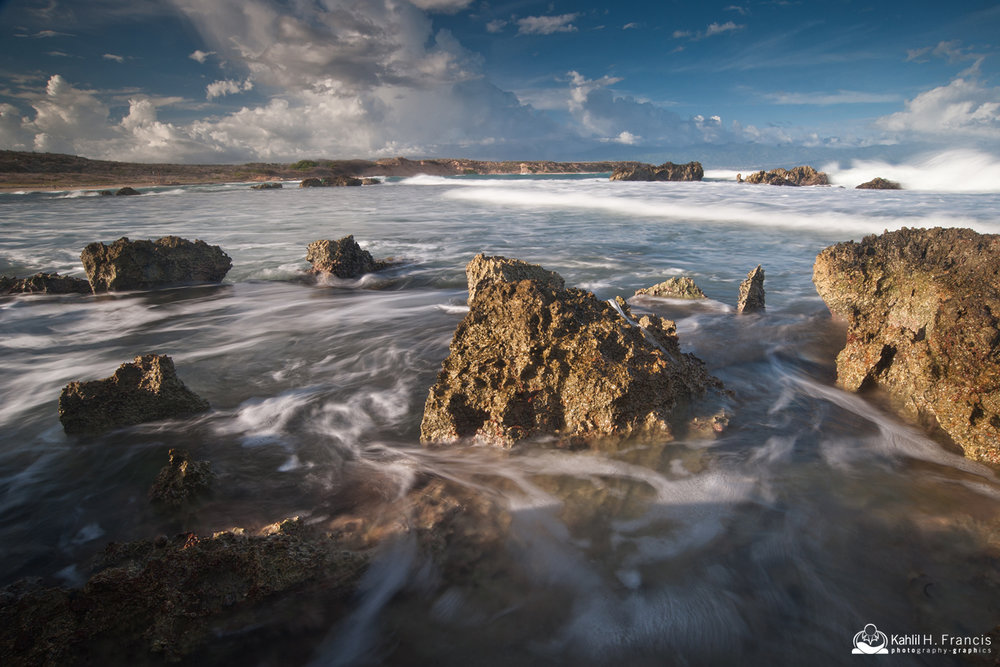 Rocks in the Swirling Shallows -  Hellshire